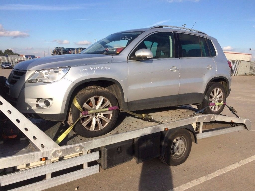 Towing Services by The Calgary Towing